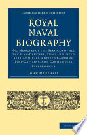 Royal Naval Biography Supplement