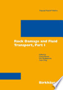 Rock Damage and Fluid Transport