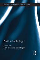 Positive Criminology