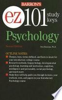 EZ-101 Psychology