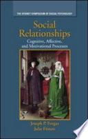 Social Relationships Book PDF