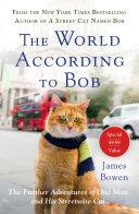 The World According to Bob Book