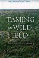 Pdf Taming the Wild Field