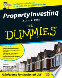 Property Investing All In One For Dummies