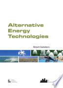 Alternative Energy Technologies Book PDF
