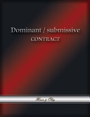 Dominant submissive Contract