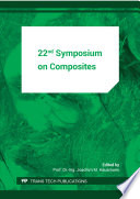 22nd Symposium On Composites Book PDF