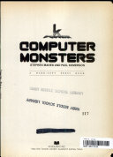 Computer Monsters Book PDF