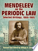 Mendeleev on the Periodic Law