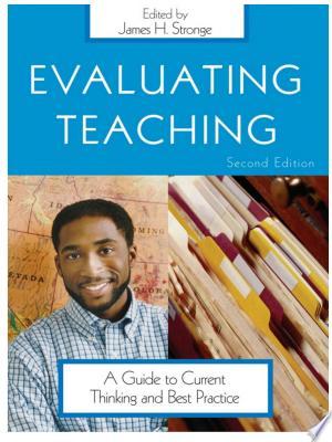 Download Evaluating Teaching Free Books - Bestseller Books 2018