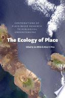 The Ecology of Place Book