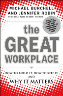 The Great Workplace Pdf/ePub eBook