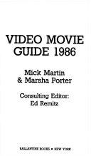 Video Movie Guide 1986