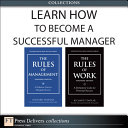 Learn How to Become a Successful Manager  Collection
