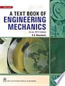 A Textbook Of Engineering Mechanics (As Per Jntu Syllabus)