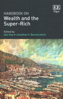 Handbook On Wealth And The Super Rich