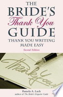 Read Online The Bride's Thank-You Guide For Free