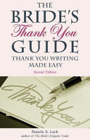 Pdf The Bride's Thank-You Guide