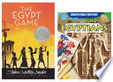 The Egypt Game / the Ancient Egyptians Paired Set