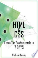 HTML and CSS  : Learn the Fundaments in 7 Days