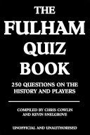 The Fulham Quiz Book