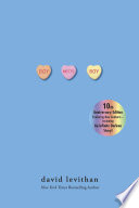 Boy Meets Boy David Levithan Cover