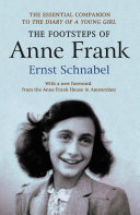 Pdf The Footsteps of Anne Frank Telecharger