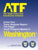 Youth Crime Gun Interdiction Initiative 1997 Washington D C