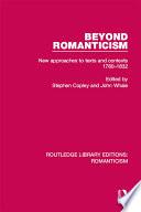 Beyond Romanticism