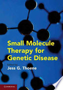 Small Molecule Therapy For Genetic Disease Book PDF