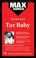 Pdf Tar Baby (MAXNotes Literature Guides)
