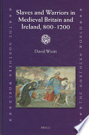 Slaves and Warriors in Medieval Britain and Ireland