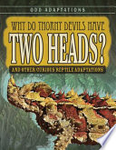 Why Do Thorny Devils Have Two Heads