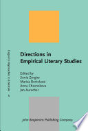 Directions in Empirical Literary Studies