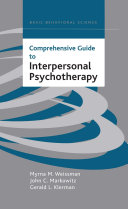 Comprehensive Guide To Interpersonal Psychotherapy [Pdf/ePub] eBook
