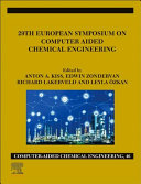 29th European Symposium on Computer Aided Chemical Engineering