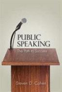 Public Speaking Book PDF