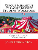 Circus Mirandus by Cassie Beasley Student Workbook