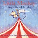 Little Monkey Says Goodnight Book PDF