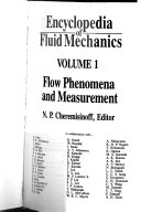 Encyclopedia of Fluid Mechanics