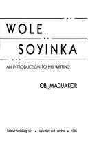 Wole Soyinka