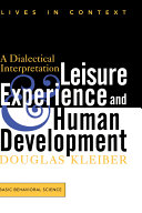 Leisure Experience And Human Development