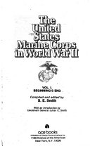 The United States Marine Corps in World War II  Beginning s end Book PDF