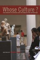 Whose Culture