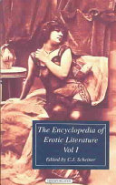 The Encyclopedia of Erotic Literature