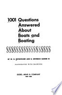 1001 Questions Answered about Boats and Boating