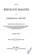 The Merchants  Magazine and Commercial Review Book