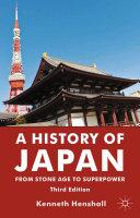 A History of Japan Pdf/ePub eBook