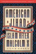 American Jihad Book