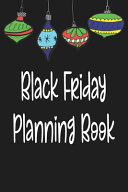 Black Friday Planning Book